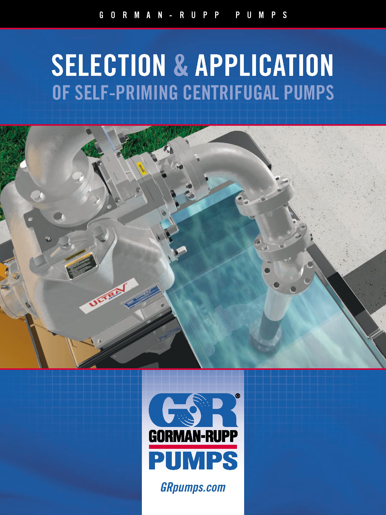 Gorman-Rupp SELF-PRIMING CENTRIFUGAL PUMPS brochure pdf