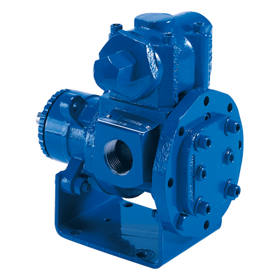 Gorman-Rupp ROTARY GEAR PUMPS GHC SERIES