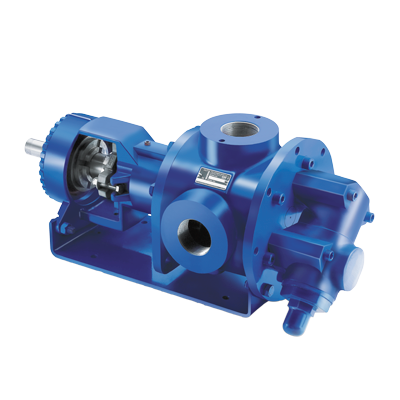 Gorman-Rupp ROTARY GEAR PUMPS GHS SERIES