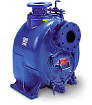 Gorman-Rupp SELF-PRIMING SOLIDS-HANDLING PUMPS SUPER T SERIES
