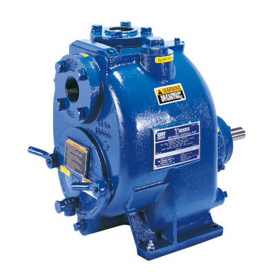 Gorman-Rupp SELF-PRIMING SOLIDS-HANDLING PUMPS T Series