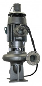 Cornell SELF-PRIMING IMMERSIBLE PUMPS
