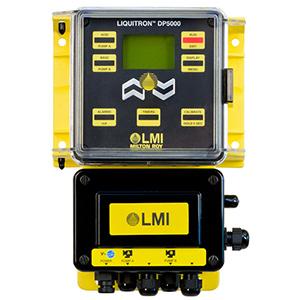 LMI CONDUCTIVITY CONTROLLERS DP5000 brochure pdf