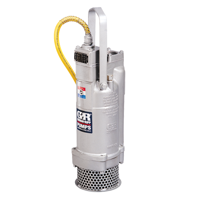 Gorman-Rupp SUBMERSIBLE PUMPS S SERIES SLIMLINE