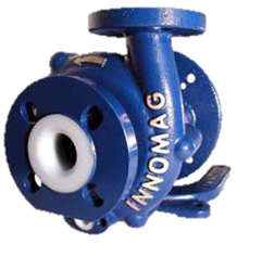 TB-Mag Series Flowserve Innomag Sealless Pump brochure pdf