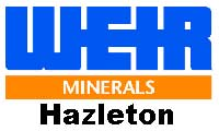 Paper Pulp Weir Minerals Hazleton Slurry pumps logo