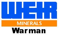 Weir Minerals Warman Slurry pumps logo