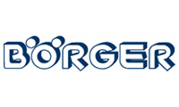 BORGER pump logo