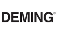 DEMING pump logo