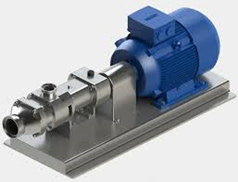 Detroit Pump Products High Pressure Pumps