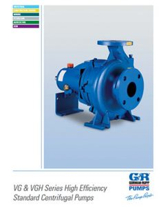 Gorman-Rupp VGH Pumps Detroit Pump pdf