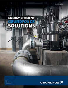 Grundfos CR Solutions Detroit Pump pdf