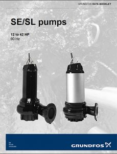 Grundfos SE SL Data book Detroit Pump pdf