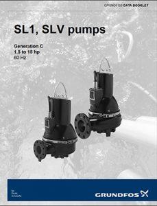 Grundfos SL1 SLV data sheet Detroit Pump pdf