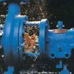 centrifugal pump plugged vent