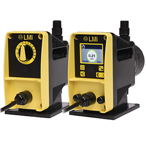 Detroit Pump Chemical Metering Pumps