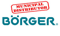 BORGER pumps logo