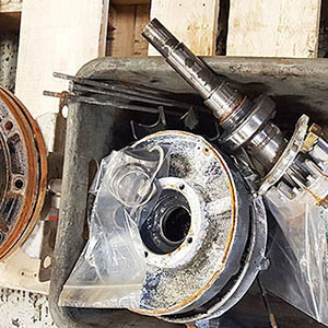 Symptoms and Causes of Hydraulic Pump Failure