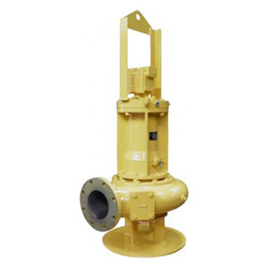 Cornell SELF-PRIMING HYDRAULIC SUBMERSIBLE