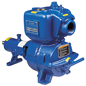 Gorman-Rupp SELF-PRIMING SOLIDS-HANDLING PUMPS 10 Series