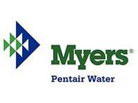 Myers Pentair Water pump logo