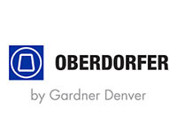 Oberdorfer pumps by Gardner Denver logo