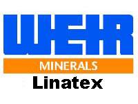 Weir Minerals Linatex Pump logo