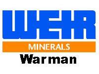 Weir Minerals Warman Slurry pumps logo