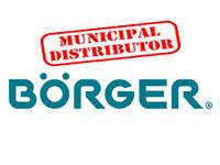 BORGER pumps logo