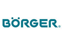BORGER pump logo