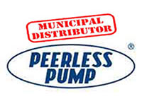 Peerless Pumps logo