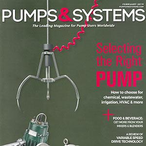 Detroit Pump for Pumps & Systems magazine