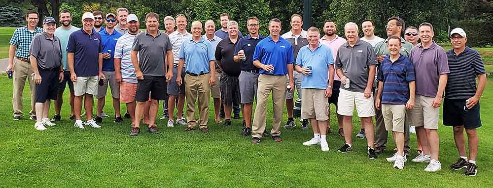 Detroit Pump Par 3 Golf Outing 2019