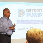 Detroit Pump Annual Sales Meeting and Golf Outing