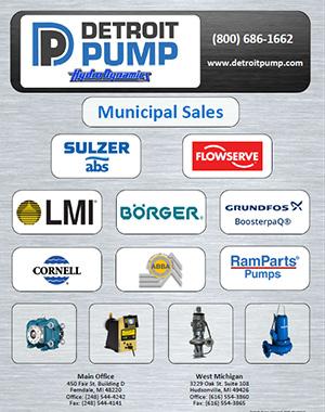 Detroit Pump Line Card Brochure pdf