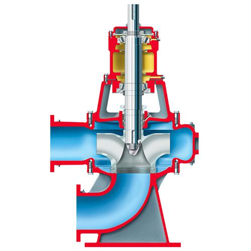Flowserve MN MNV pump