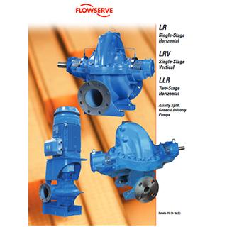 Flowserve LR LRV LLR pumps