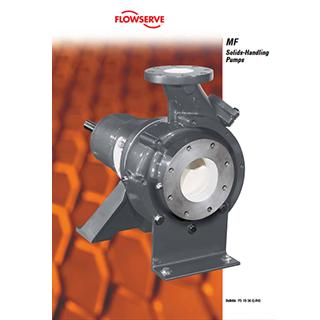 Flowserve MF Solids handling pumps