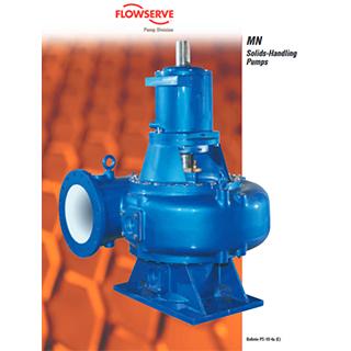 Flowserve MN Solids handling pumps