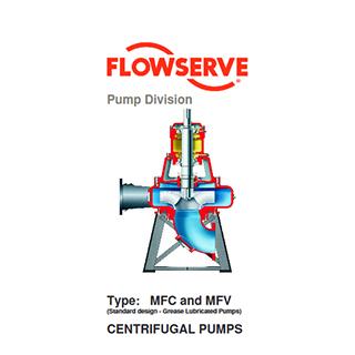 Flowserve Pump MFC MFV