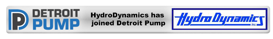 HydroDynamics joined Detroit Pump