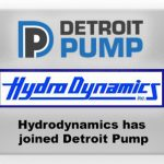 HydroDynamics joins Detroit Pump