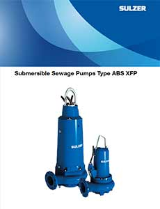 XFP Pump Brochure Sulzer Pump