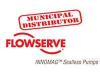 Flowserve Innomag pumps logo